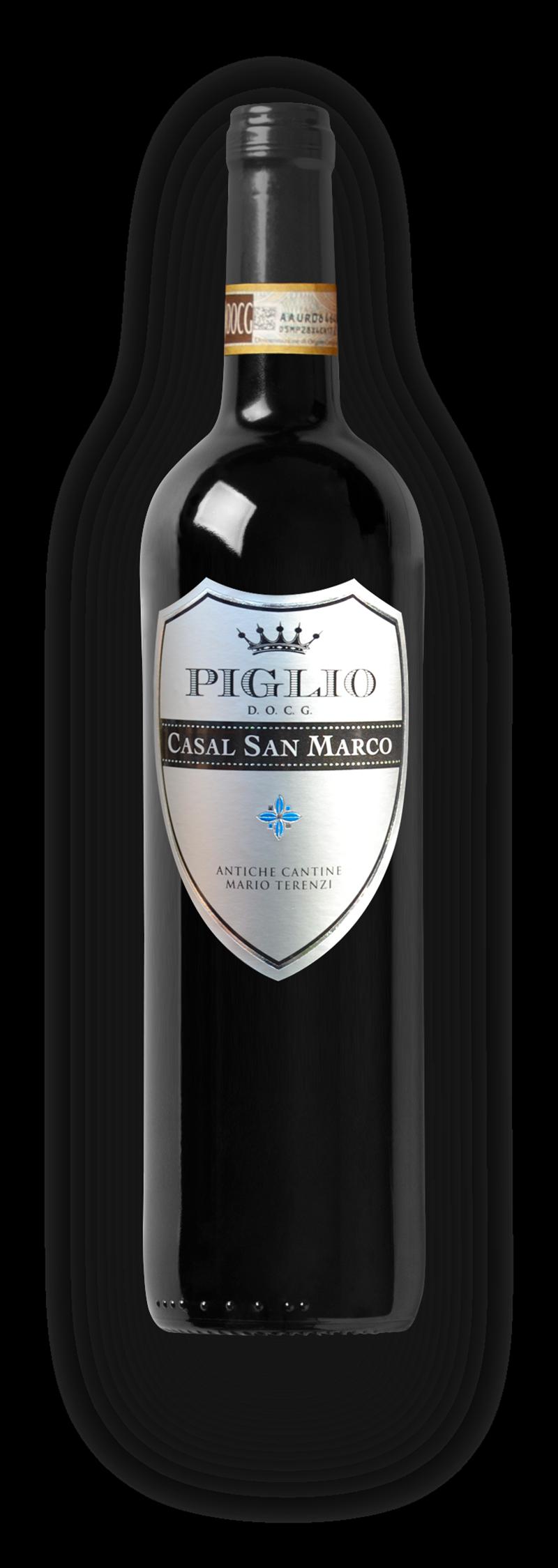 Cesanese del Piglio DOCG: Casal San Marco